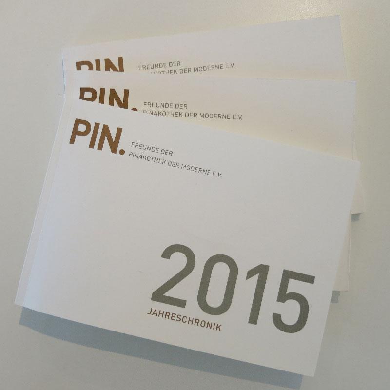PIN. Jahreschroniken